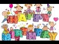 Happy Birthday Song Nonstop For Kids | Happy Birthday Song For Children video