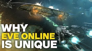 Why EVE Online Is Unlike Any Other Game