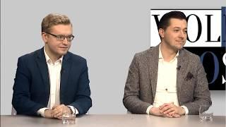 D. STANDERSKI (WIOSNA, LEWICA RAZEM) J. STRZEŻEK (POROZUMIENIE) - CZY W POLSCE PANUJE CHAOS PRAWNY?