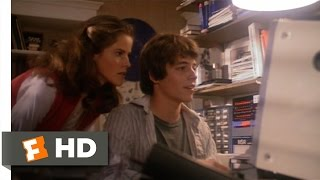 WarGames (2/11) Movie CLIP - Hacking the School (1983) HD