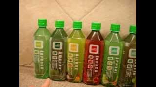 Aloe Vera Juice Drink ALO Drink Exposed Product Review - Antioxidant-fruits