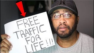 How To Get FREE Leads & Traffic To Your Website or Blog Fast! (Simple Hack!)