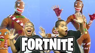FORTNITE - 14 Days of Christmas PRESENTS and V-BUCKS | Fortnite Cross Play Fun