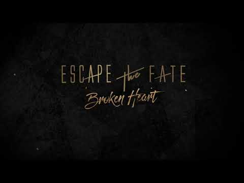 Escape The Fate - Broken Heart (Lyric...
