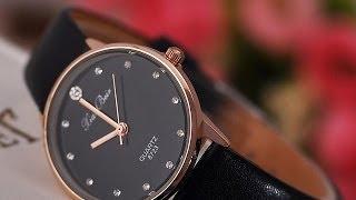 Мои покупки AliExpress.com № 11 (женские наручные часы)(, 2013-12-19T16:05:35.000Z)