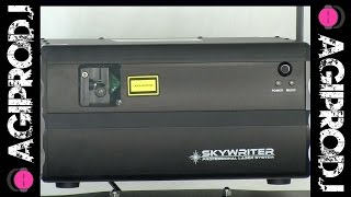 X-LASER Skywriter Chroma Mini High Power RGB Laser | agiprodj
