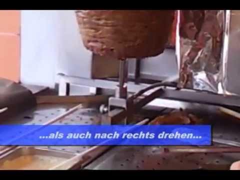 Präferenz DönerMove - Der geniale Spiessantrieb für Ihren Dönergrill - YouTube YF57