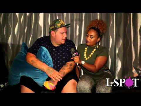 Tha L. Spot's Camille Jay Interviews Blass89 @ Faces In The Crowd Showcase @ SOB's!