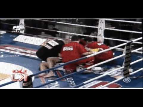 Alexey Ignashov vs Ron Sparks  part 2