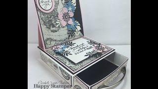 Elegant Easel Card Box