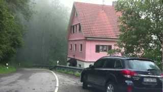 القيادة في الريف الالماني - قوتاخ Gutach