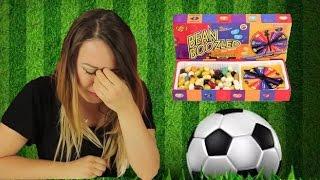 Kızlar Futbolu Ne Kadar Biliyor? - Şans Şekeri Cezalı Yarışma