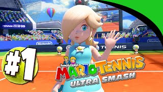 Mario Tennis: ULTRA SMASH Let