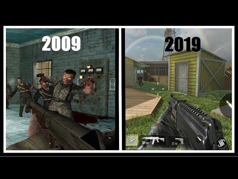 Evolution Of Call Of Duty Games For Android & IOS [2009-2019]