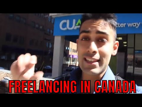 HOW TO FREELANCE IN CANADA   TAXES, RULES AND REGULATIONS
