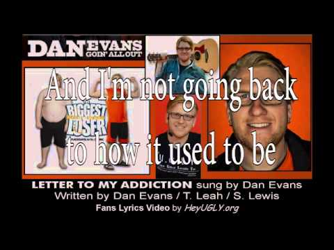 drug addiction letter