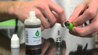 how to fill a kanger evod