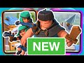 Secret New Meta: HUTS BOW! - Clash Royale