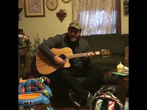 "clip of my uncle singing ""hurricane"" by The Band of Heathens"