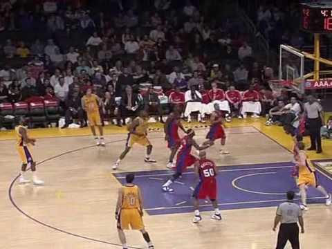 Mbenga!  (Lakers mix)