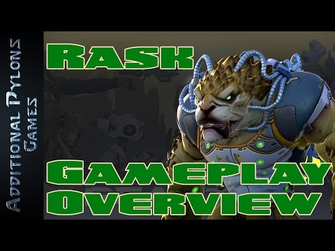🌐 Atlas Reactor Gameplay Rask Overview, Strategy, and Beginner's Guide 🕹