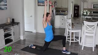 Lower Body Cool Down & Stretch