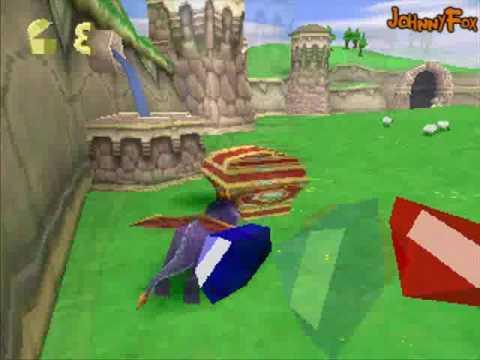 Spyro the Dragon -02- Stone Hill