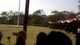 Detik-detik Kemerdekaan di Lapangan Gasibu, Bandung