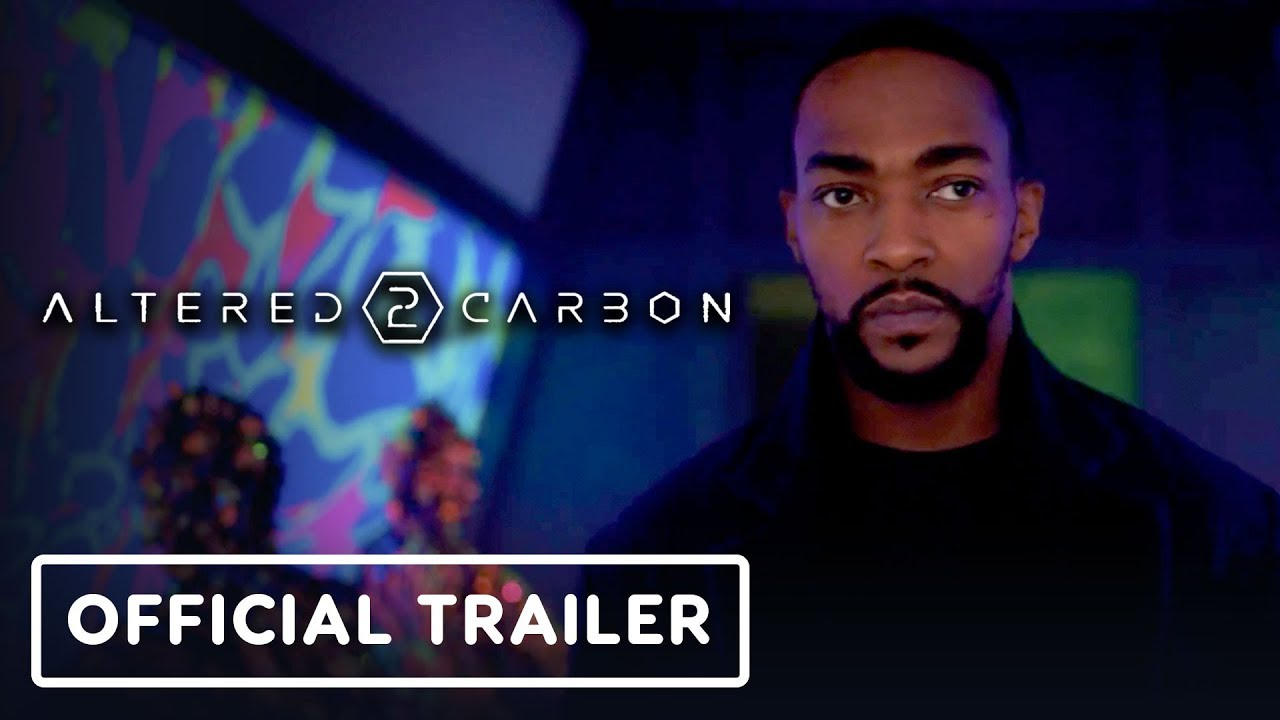 Altered Carbon: Season 2 Trailer oficial (2020) Anthony Mackie, Simone Missick + vídeo