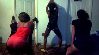 Ladies iNDEMAND DANCE/TWERK practice