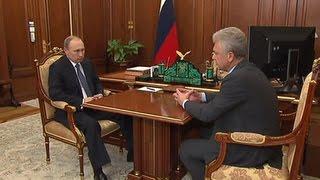 Путин предложил Христенко обсудить, где применить его опыт