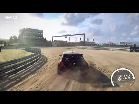 Dirt Rally 2.0 - S1600 - Montalegre 39.361 - Chase/Replay - Logitech G29 Driving Force