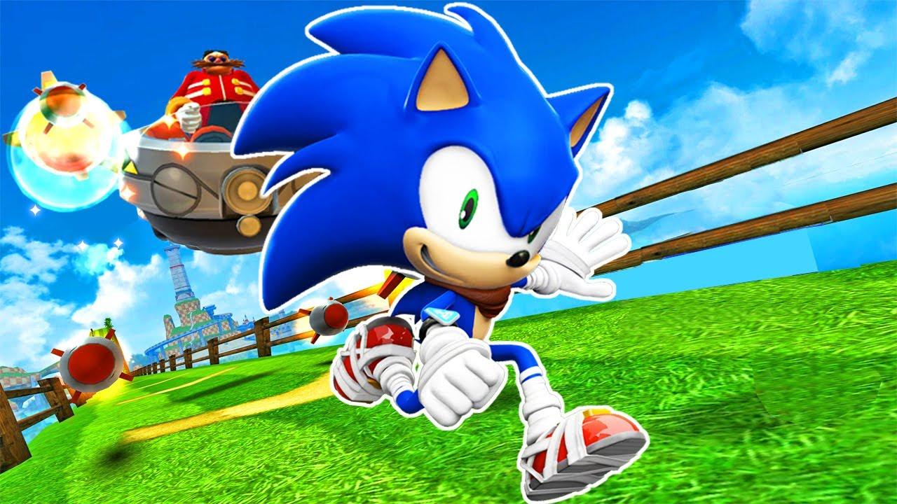 Sonic Dash - Juegos Para Niños - Las Mejores Carreras Extremas de Sonic
