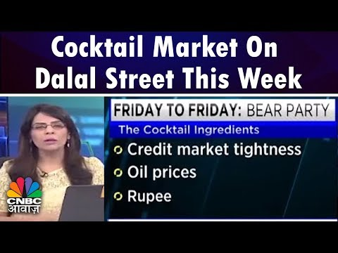 Cocktail Market On Dalal Street This Week | Taking Stock | CNBC TV18