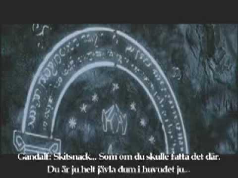 sagan om ringen 2 dreamfilm