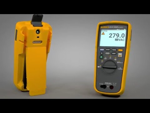 The Fluke 279 FC True-RMS Thermal Multimeter Overview