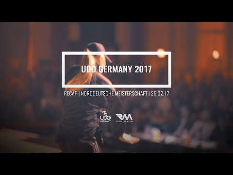 UDO GERMANY 2017 - Norddeutsche Meisterschaft (Official Recap) // by Roschkov Media