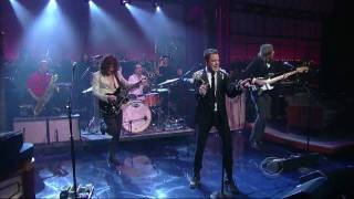 "THE KILLERS ""A Dustland Fairytale"" - Download Song! - Late Show with Letterman"