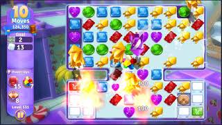 Wonka's World of Candy Level 531 - NO BOOSTERS + FULL STORY ???? | SKILLGAMING ✔️