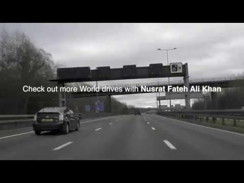 London Drive ft. Nusrat Fateh Ali Khan - Hanju Akhiyan De Vichre🇬🇧