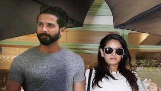 Shahid and Mira enjoys romantic lunch date sans Misha