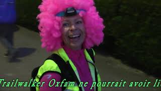 Oxfam Trailwalker Avallon 2019.