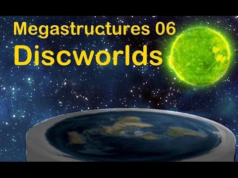 Megastructures 06: Discworlds