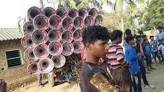 মজাম ইলামপুর গ্রামকে তোলপাল করেদিয়ে গেলো  19/20 তারিখ