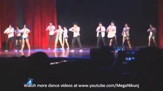 Sexy Dance performed at IIT Bombay during MOOD INDIGO 2014   2015