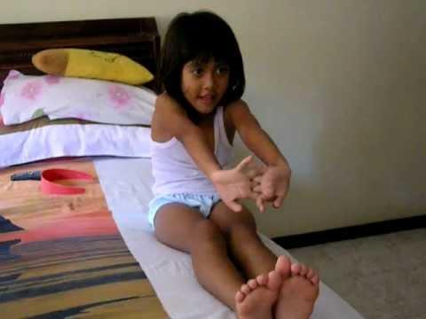 Azzahra Aulia Alexandra, Gymnastics Lessons