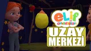 Elif ve Arkadaşları -  Bölüm 33 - Uzay Merkezi - TRT Çocuk