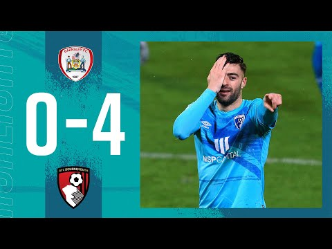 Barnsley Bournemouth Goals And Highlights