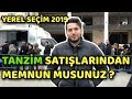 TANZİM ŞATIŞ NOKTASI / YEREL SEÇİM 2019 ft SANCAKT
