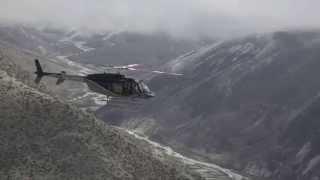 Bell 407GXP Nepal Demo Tour